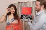 Madhuri Dixit is getting waxed at Tussauds! She does mani & pedi @ Eiffel Tower